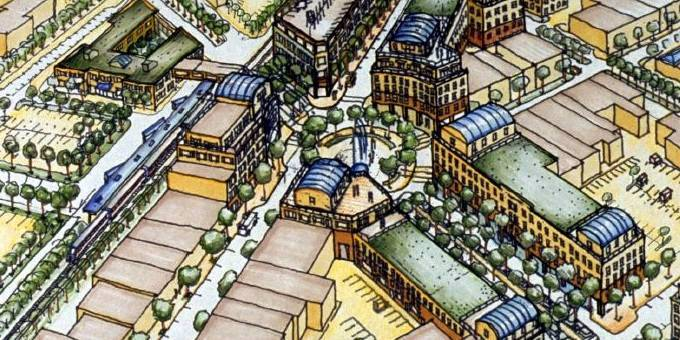 Uptown Normal Redevelopment Plan